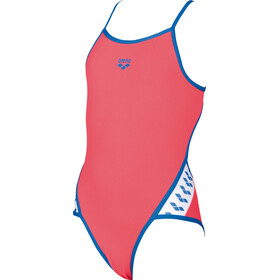 arena Team Stripe Superfly Back - Maillot de bain Enfant - rouge